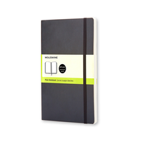 Moleskine - Classic Pocket Plain Softcover Black