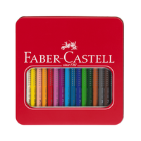 Faber Castell - Farbstift Jumbo Grip 16er Set bunt