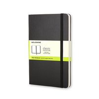 Moleskine - Classic Pocket Plain